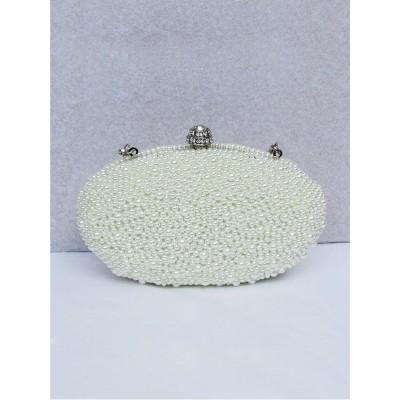 Perlen Abend Handtaschen