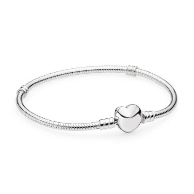Heart Classic Armbänder Sterling Silber