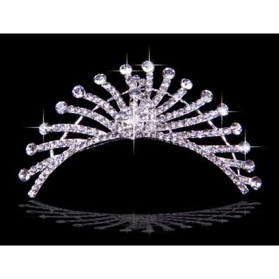 Einzigartige tschechische RhineZirkonias Hochzeit Headpieces