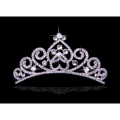 Sehr elegante tschechische RhineZirkonias Hochzeit Headpieces