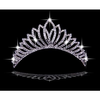 Sehr erstaunliche tschechische RhineZirkonias Hochzeit Headpieces