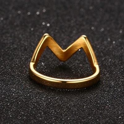 Titan Fabulous Gelbgold Versprechen Ringe für Sie