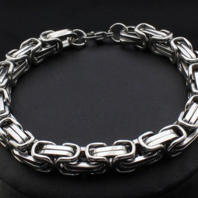 Coole Kette Design 925 Sterling Silber Armbänder