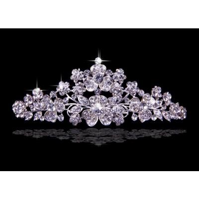 Schöne Legierung mit tschechischen RhineZirkonias Hochzeit Headpieces